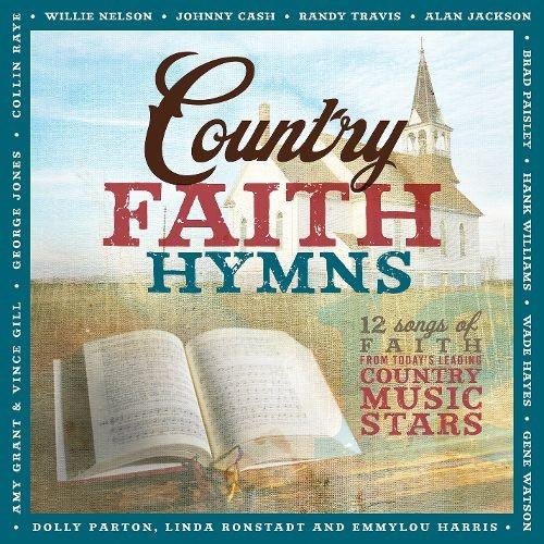 Country Faith Hymns [CD]