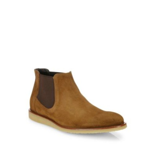 March Suede Chelsea Boots