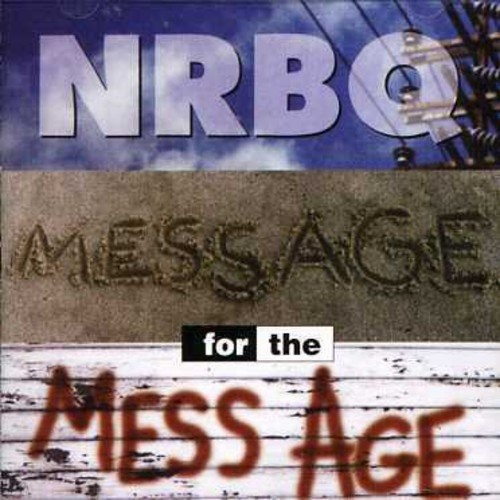 Message for the Mess Age [CD]
