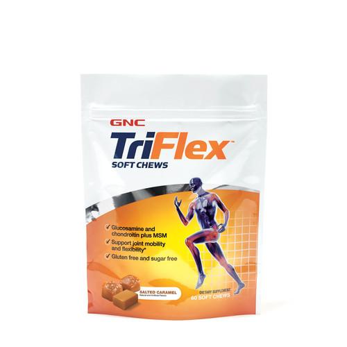GNC TriFlex Soft Chews - Salted Caramel