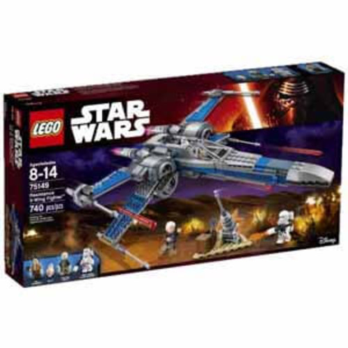 LEGO Resistance X - Wing Fighter