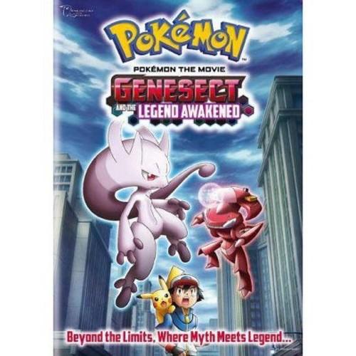 Pokemon The Movie:Genesect/Legend Awa (DVD)