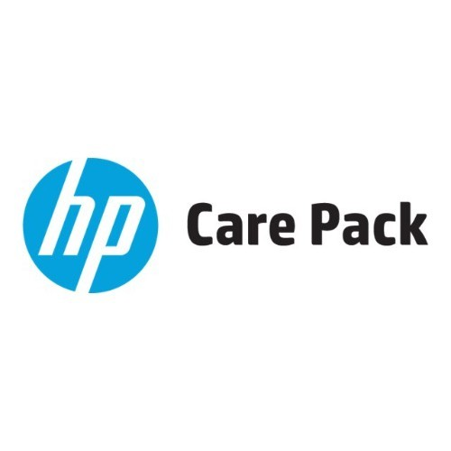 HP Inc. Electronic Care Pack Next Business Day Advanced Hardware Exchange - Extended service agreement - replacement (for for large monitors) - 5 years - shipment - 9x5 - response time: NBD - for V241P; EliteDisplay S270c (HL521E)
