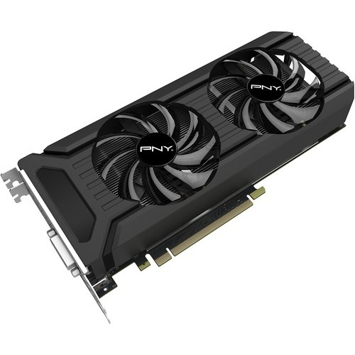 PNY - NVIDIA GeForce GTX 1060 XLR8 Gaming OC Edition 3GB GDDR5 PCI Express 3.0 Graphics Card - Black/Red