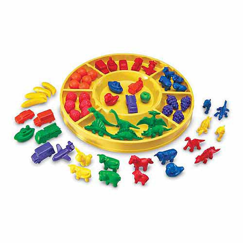 Learning Resources Beginning Sorting Set (LER0216) Multi-Colored