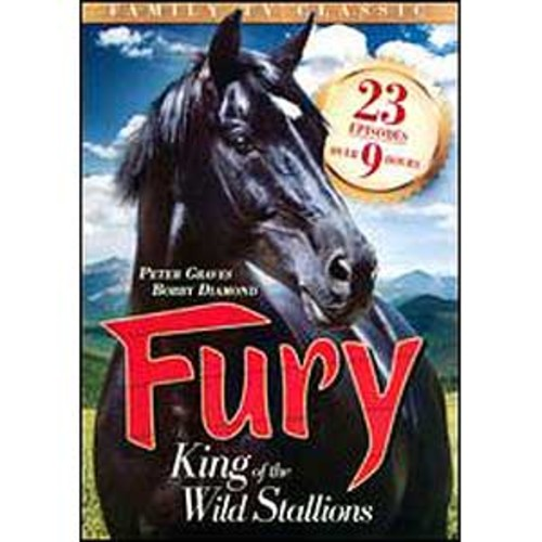 Fury: 23 Episodes [3 Discs]