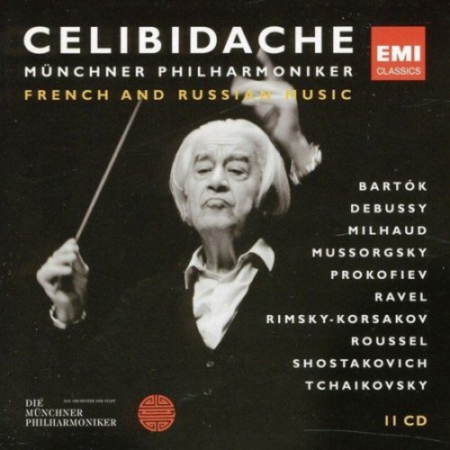 French & Russian Music (Box) - CD