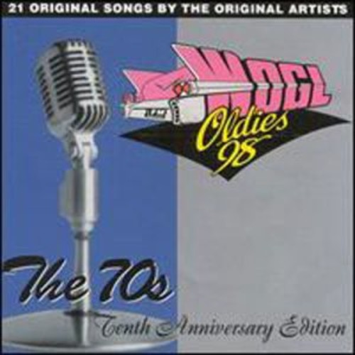 WOGL 10th Anniversary, Vol. 3: Best of the 70's By Various Artists (Audio CD)