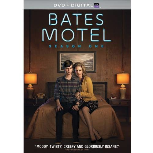 Bates Motel: Season One [Includes Digital Copy] [UltraViolet] [3 Discs] [DVD]