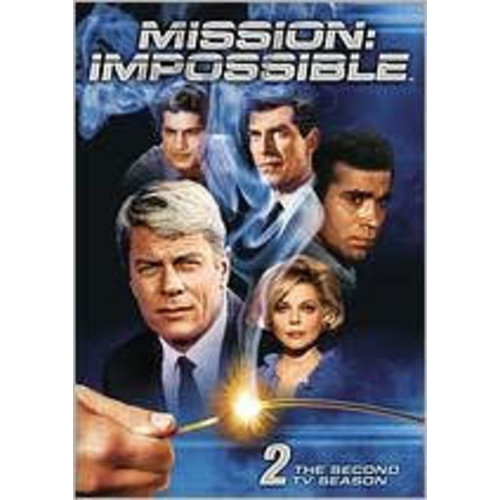 Mission: Impossible - the Complete Second Tv Season