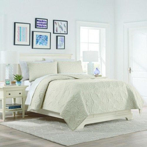 Nepal Quilt Set 3pc - Marble Hill