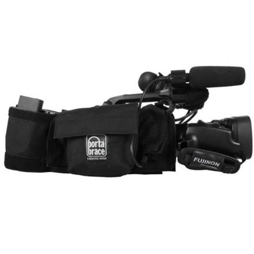 Porta Brace Camera BodyArmor for JVC GY-HM800 and 850 Camcorder, Black CBA-HM850B