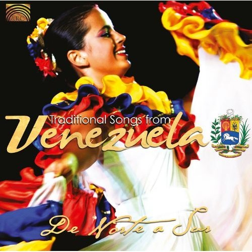 Traditional Songs from Venezuela - CD