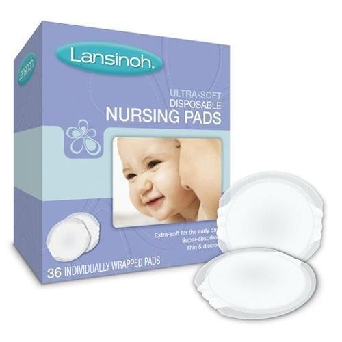 Lansinoh Soothies Gel Pads for Breastfeeding Mothers, 2 Count, Instant Cooling Pain Relief for Nursing Mothers, Reusable and Vegan [2 count]