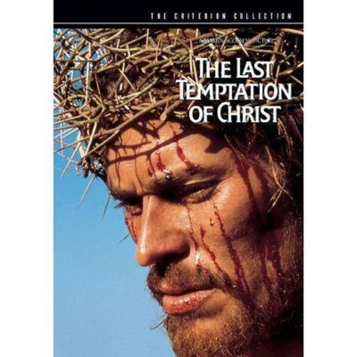 Last Temptation of Christ (DVD)
