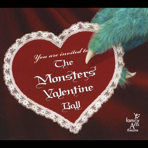 The Monsters Valentine Ball [CD]