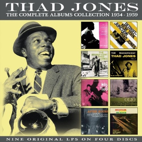 Thad Jones - Complete Albums Collection:54-59 (CD)