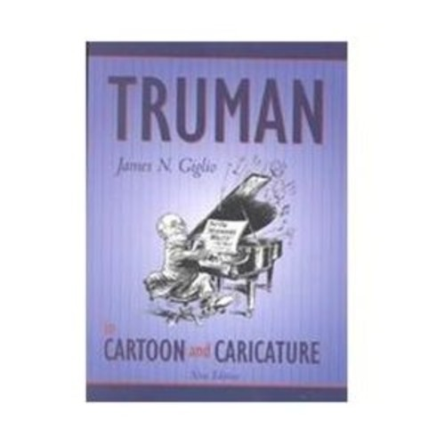 Truman in Cartoon and Caricature (Paperback)