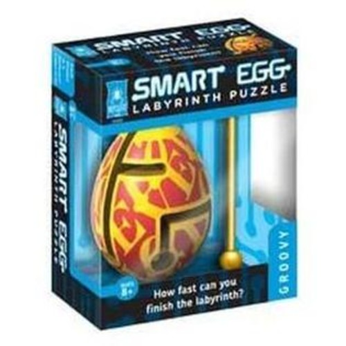 University Games Groovy Smart Egg Labyrinth Puzzle