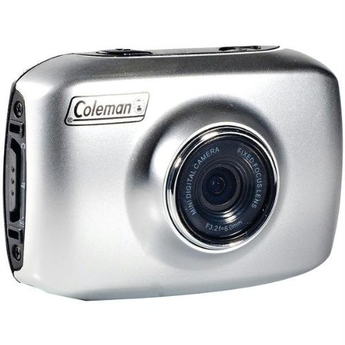 ELBCX5HDS - COLEMAN CX5HD-S HD Sports amp; Action Camera Kit
