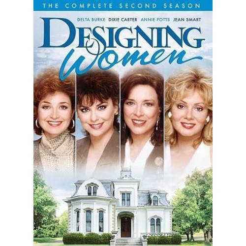 Designing Women Season 2 (DVD)
