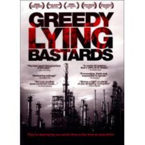 Greedy Lying Bastards [DVD] [2012]