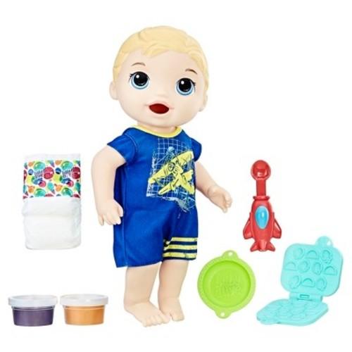 Baby Alive Super Snacks Snackin' Luke