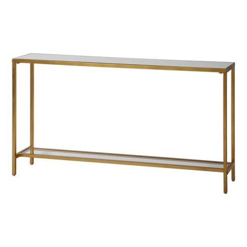 Uttermost Hayley Gold Console Table - Console Table
