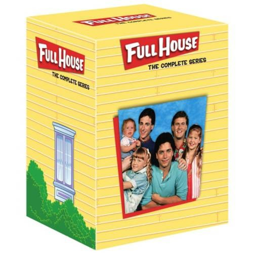 Full House: The Complete Series Collection (Full Frame)