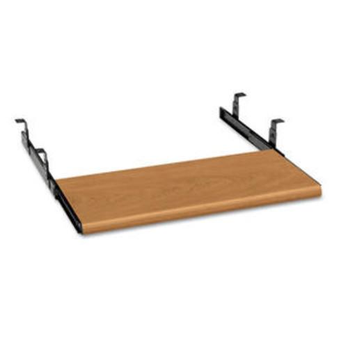 HON (Price/EA)Hon HON4022C Slide-Away Keyboard Platform, Laminate, 21-1/2w x 10d, Harvest