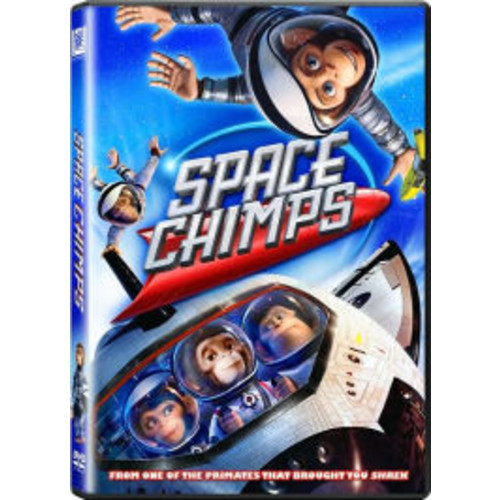 Space Chimps WSE/P&S DD5.1/DDS
