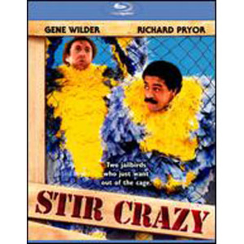 Stir Crazy [Blu-ray] WSE 1