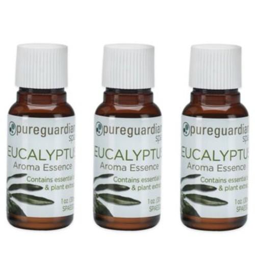 PureGuardian 3-Pack 1 oz. Eucalyptus Aroma Essence Oil