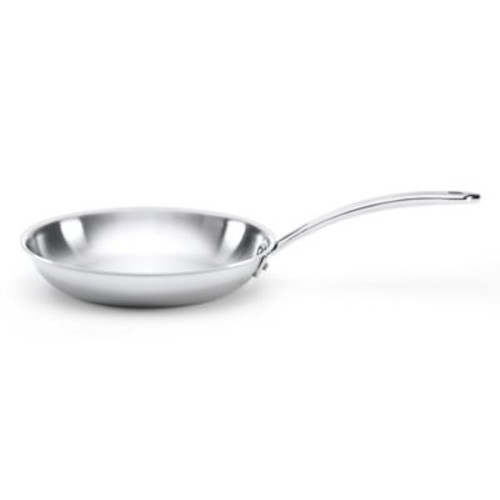 The French Chefs Stainless Frying Pan/Skillet; 10''