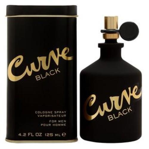 Liz Claiborne CURVE BLACK by Liz Claiborne 4.2 Ounce / 125 ml Men Cologne Spray