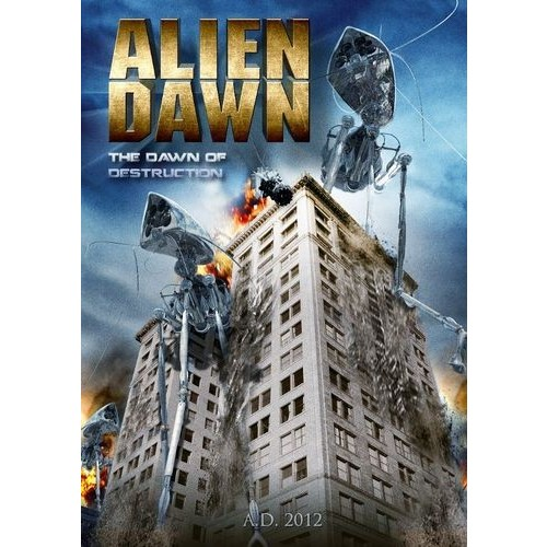 Alien Dawn [DVD] [2012]
