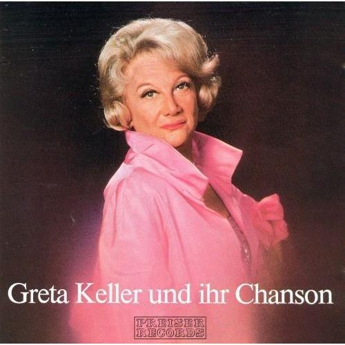 Greta Keller and IHR Chanson [CD]