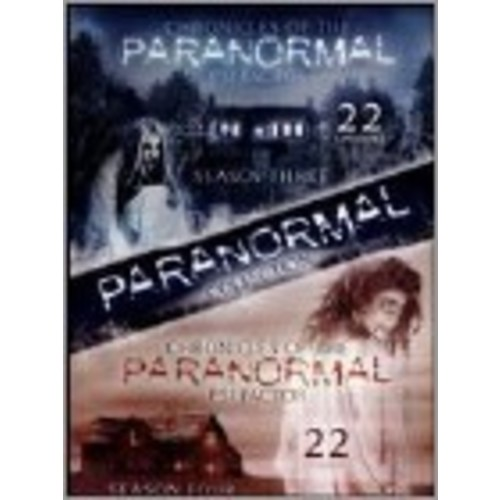 Psi Factor: Chronicles of the Paranormal - Seasons 3 and 4 [6 Discs] [DVD]