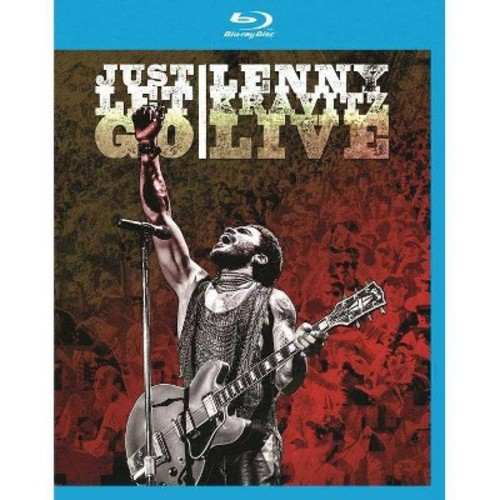 Lenny Kravitz: Just Let Go - Live [Blu-ray]