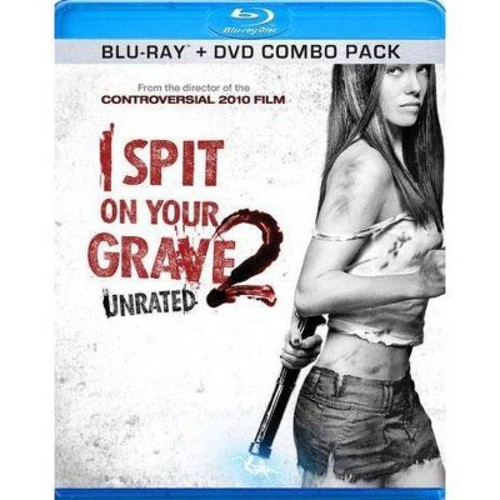 I Spit on Your Grave 2 [Unrated] [2 Discs] [Blu-ray/DVD]