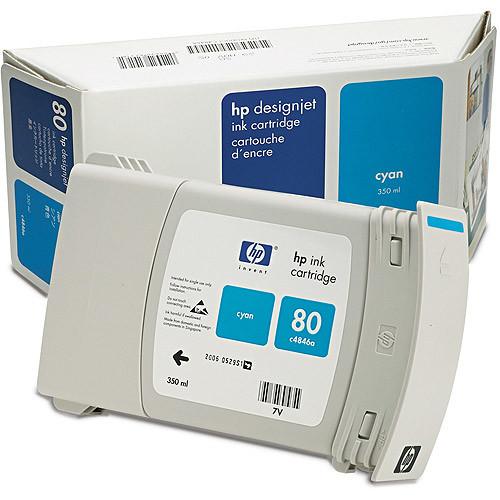 HP 80 Original Ink Cartridge - Single Pack, 1 Each (Quantity)