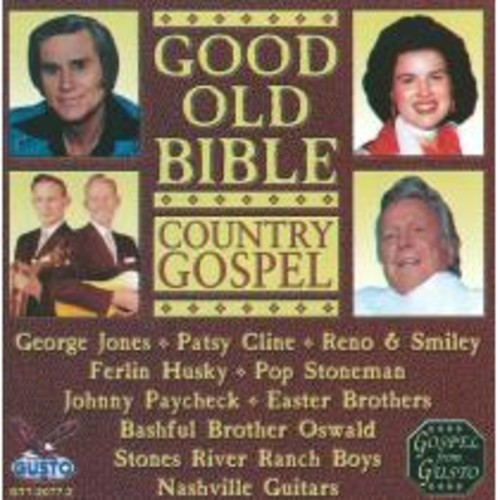 Good Old Bible: Country Gospel [CD]