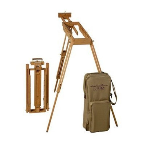 Jullian Rexy French Watercolor Easel with Paint Box