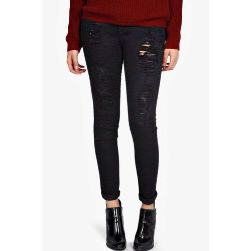 Plus Mel High Waisted Stretch Skinny Jeans
