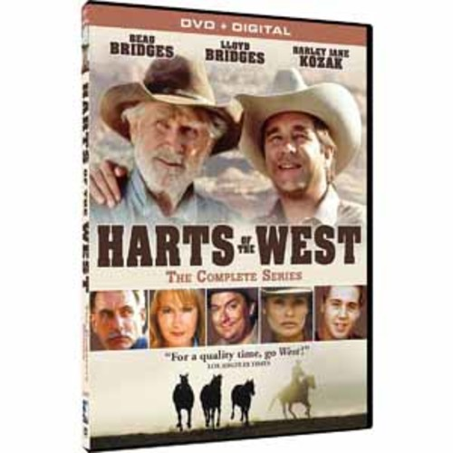 Harts of the West: The Complete Series [DVD] [Digital]