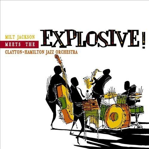 Explosive CD