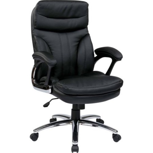Work Smart by Office Star Products High Back Executive Office Chair