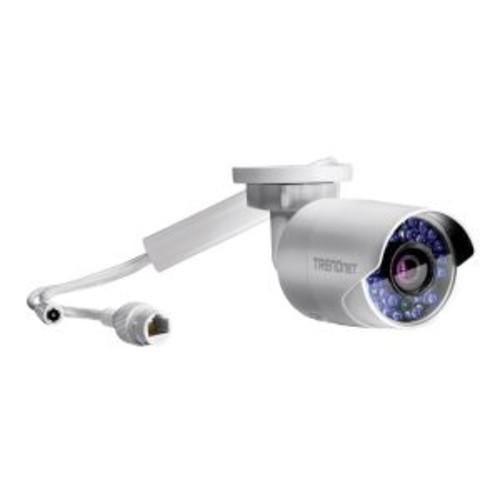 TRENDnet TV IP322WI - Network surveillance camera - outdoor - weatherproof - color ( Day&Night ) - 1.3 MP - 1280 x 960 - board mount - Wi-Fi - 10/100 - MJPEG, H.264 - DC 12 V / PoE (TV-IP322WI)