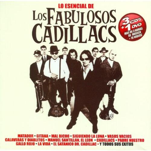 Lo Esencial De Los Fabulosos Cadillacs [CD & DVD]
