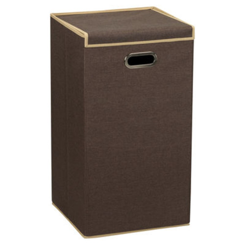 Lidded Laundry Hamper by Household Essentials